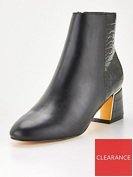 office-act-ankle-boot-black