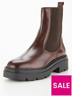 office-accuse-high-cut-ankle-boot-brown