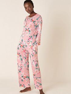 monsoon-floral-print-nightwear-set