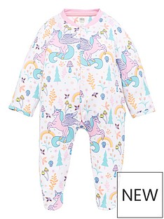 chelsea-peers-baby-girls-unicorn-sleepsuit-white