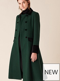 monsoon-opera-skirted-coat-green