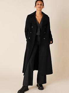 monsoon-charlotte-maxi-coat-black