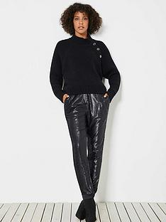 mint-velvet-sequin-jogger-trousers-black