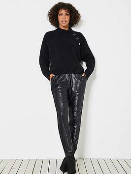 mint-velvet-sequin-jogger-trousers-black