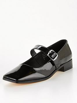 office-finchleynbspflat-shoe-black
