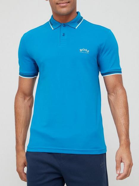 boss-paul-curved-polo-shirt-bluenbsp