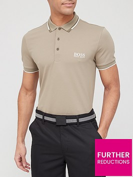 boss-golf-paddy-pro-polo-beige