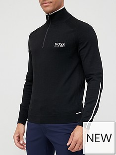 boss-golf-zenno-14-zip-sweat-blackwhite