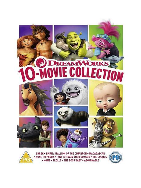 10-movie-dreamworks-family-favourites