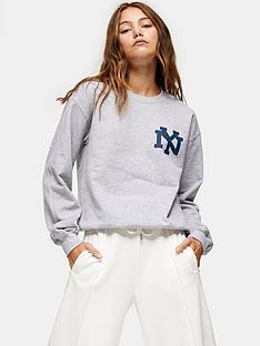 topshop-nyc-sweatshirt-grey