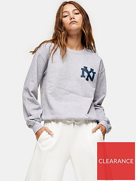 topshop-nyc-sweatshirt-grey