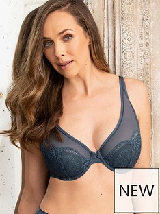 charnos-delice-lined-high-apex-plunge-underwire-bra-ink