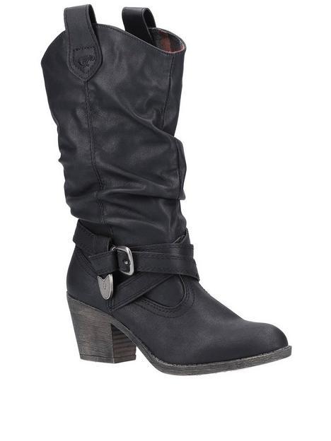 rocket-dog-sidestep-knee-high-boots-black