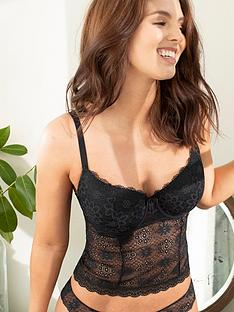 pour-moi-love-padded-cami-top-black