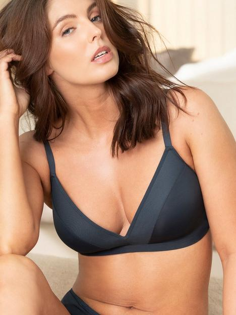 pour-moi-studio-wire-free-smooth-t-shirt-bra-charcoal