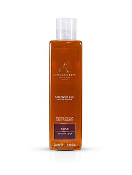 aromatherapy-associates-rose-shower-oil-250ml