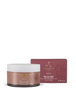 aromatherapy-associates-rose-pink-clay-mask-200ml