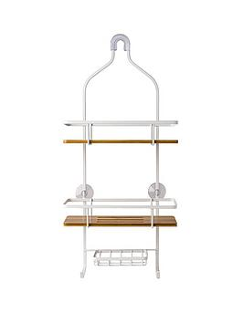 sabichi-bamboo-2-tier-shower-caddy