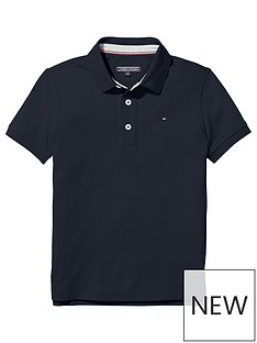 tommy-hilfiger-boys-essential-flag-polo-shirt-navy