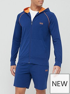 boss-bodywear-mix-amp-match-lounge-zip-throughnbsphoodie-bright-bluenbsp