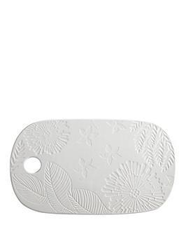 maxwell-williams-panama-stoneware-oblong-cheese-platter