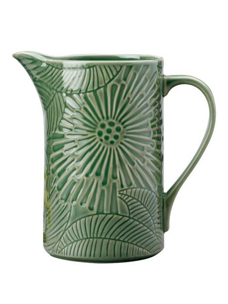 maxwell-williams-maxwell-williams-panama-stoneware-pitcher