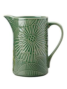 maxwell-williams-maxwell-williams-panama-stoneware-pitcher