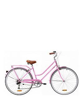 Reid Ladies Classic 7-Speed Pink 46Cm, One Colour, Women