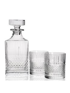 maxwell-williams-verona-crystalline-whisky-decanter-set