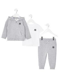 river-island-mini-boys-3-piece-tracksuit--nbspgrey