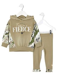 river-island-mini-girls-camo-hoodie-set-khaki