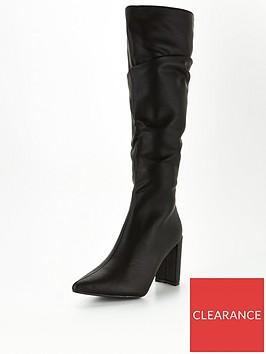 public-desire-mine-knee-high-black