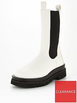 public-desire-dope-calf-boot-white