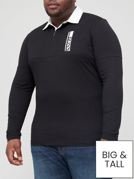 boss-big-amp-tall-one-story-plisy-long-sleeve-polo-shirt-blacknbsp