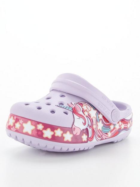 crocs-unicorn-clog-sandal-lavender
