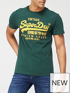 superdry-vintage-label-off-piste-t-shirt-green