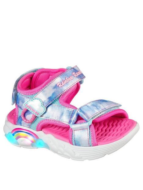 skechers-toddler-rainbow-racer-sandal-blue
