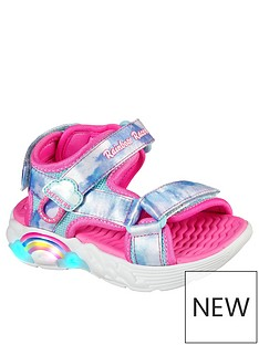 skechers-toddler-rainbow-racer-sandal-blue