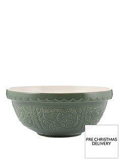 mason-cash-in-the-forest-26-cm-owl-embossed-mixing-bowl