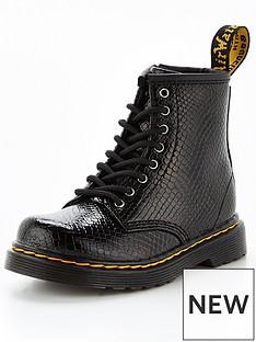 dr-martens-1460-reptile-emboss-8-lace-boots-black
