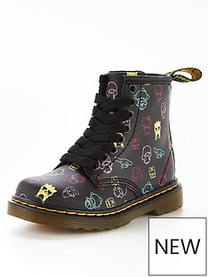 dr-martens-1460-hello-kitty-and-friends-boot-black