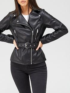 v-by-very-faux-leather-belted-biker-jacket-black
