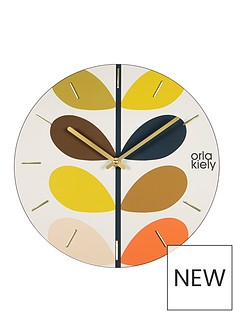 orla-kiely-wooden-wall-clock-with-multi-stem-detail