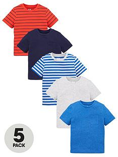 mini-v-by-very-boys-5-pack-essential-t-shirts-multi