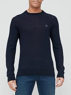 boss-amador-chest-logo-knitted-jumper-dark-bluenbsp