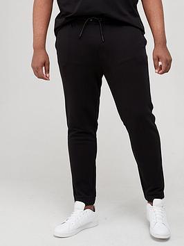 boss-big-amp-tall-skyman-1-joggers-black