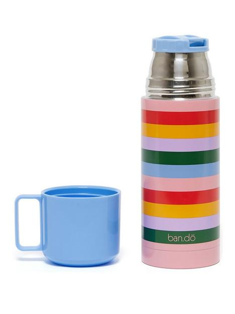 bando-stainless-steel-thermal-mug-with-cup