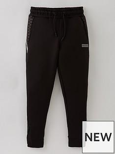 rascal-childrensnbspmono-edition-track-pants-black