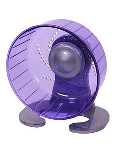 rosewood-pico-small-animal-exercise-wheel-purple