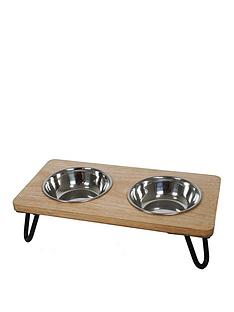 rosewood-pet-wooden-double-diner